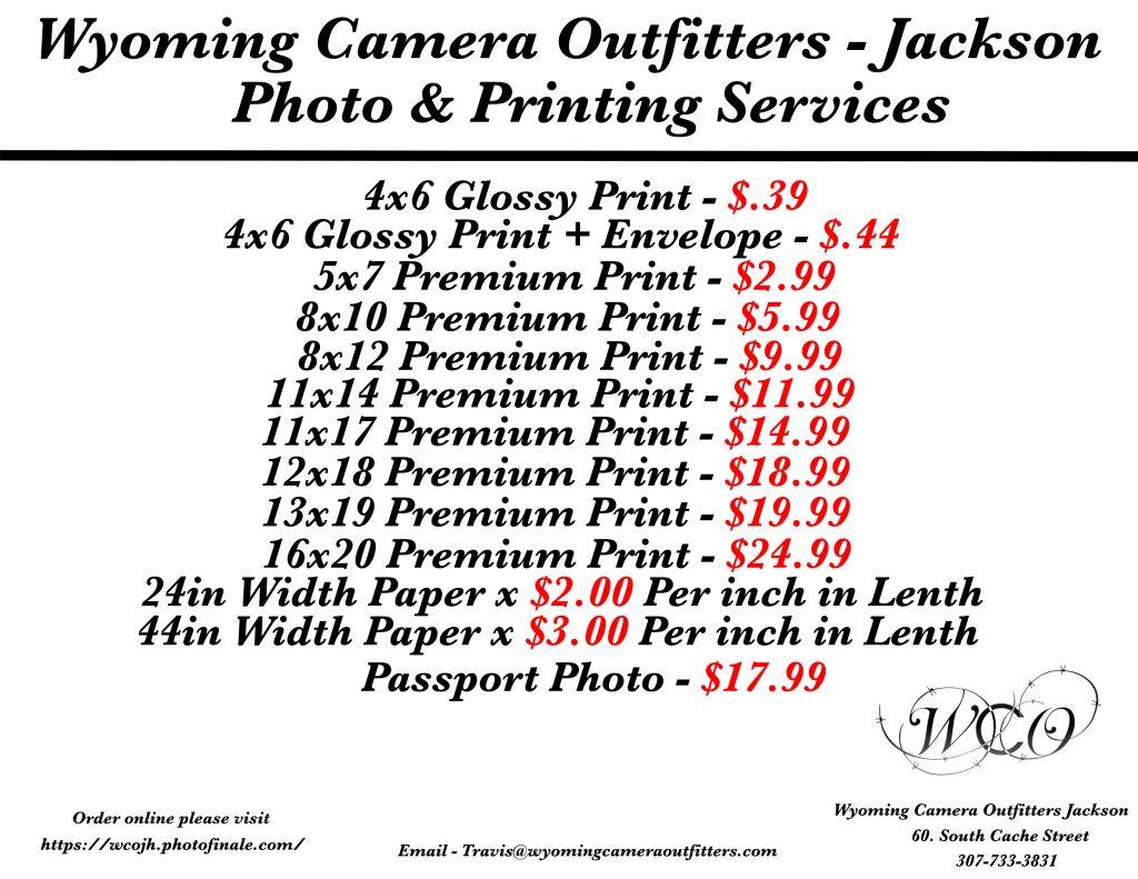 Printing Services - Jackson -